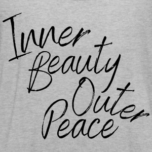 Inner Beauty Outer Peace - Women's Flowy Tank Top by Bella