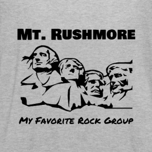 Mt. Rushmore - Rock Group - Women's Flowy Tank Top by Bella