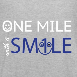 mile with a smile - Women's Flowy Tank Top by Bella