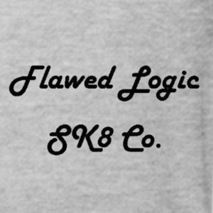 Flawed Logic SK8 Co. - Women's Flowy Tank Top by Bella