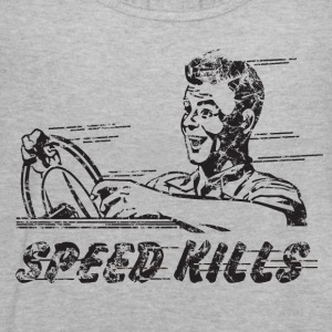 Speed Kills - Women's Flowy Tank Top by Bella