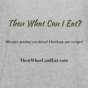 Then What Can I Eat? - Women's Flowy Tank Top by Bella