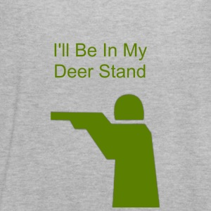 I ll Be In My Deer Stand - Women's Flowy Tank Top by Bella
