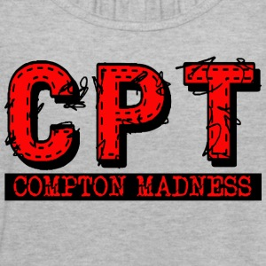 CPT COMPTON MADNESS - Women's Flowy Tank Top by Bella