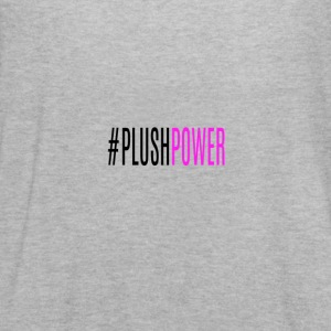 The Power of the Plush - Women's Flowy Tank Top by Bella