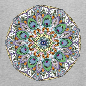 Pastel Mandala - Women's Flowy Tank Top by Bella