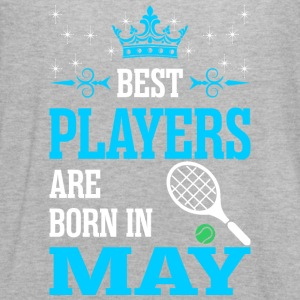 Best Players Are Born In May - Women's Flowy Tank Top by Bella