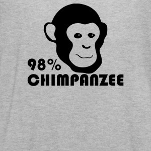 Chimpanzee Evolution - Women's Flowy Tank Top by Bella