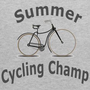 Summer Cycling Champ - Women's Flowy Tank Top by Bella