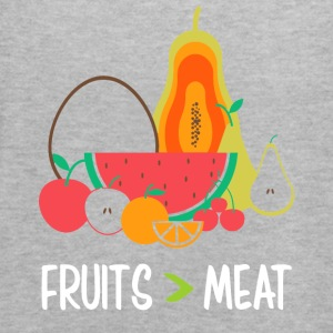 Fruits meat - Women's Flowy Tank Top by Bella