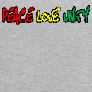 Peace Love Unity - Women's Flowy Tank Top by Bella