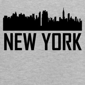 New York City Skyline - Women's Flowy Tank Top by Bella