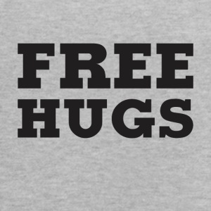 free hugs - Women's Flowy Tank Top by Bella