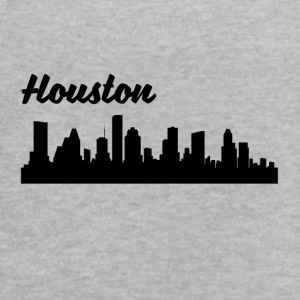 Houston TX Skyline - Women's Flowy Tank Top by Bella