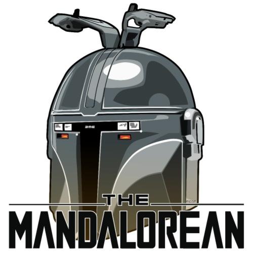 The M4ndalorean - Women's Flowy Tank Top by Bella