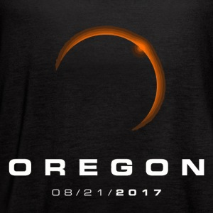 Oregon Eclipse - Women's Flowy Tank Top by Bella