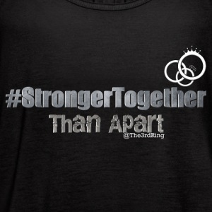 Stronger Together - Women's Flowy Tank Top by Bella