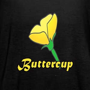 Buttercup Shirt - Women's Flowy Tank Top by Bella