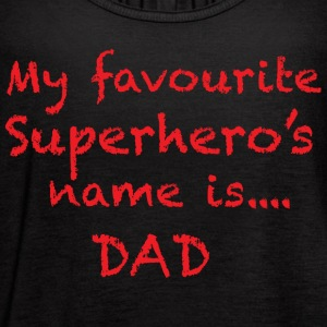 Super Dads T Shirt - Women's Flowy Tank Top by Bella