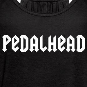 PEDALHEAD - Women's Flowy Tank Top by Bella