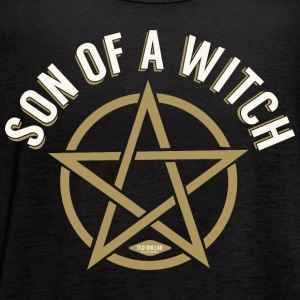 Son of a witch - Women's Flowy Tank Top by Bella