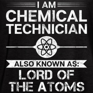 Chemical Technician/Lord of the Atoms/Chemistry - Women's Flowy Tank Top by Bella