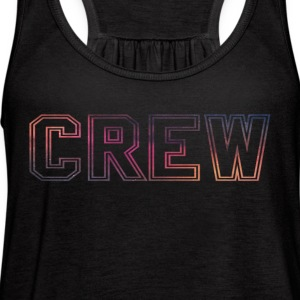 Me and my Crew - Women's Flowy Tank Top by Bella