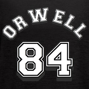 ORWELL 84 - Women's Flowy Tank Top by Bella
