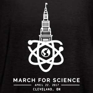 March for Science Shirt - Women's Flowy Tank Top by Bella
