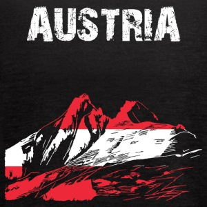 Nation-Design Austria Grossglockner - Women's Flowy Tank Top by Bella