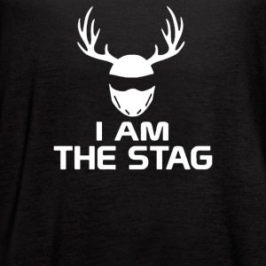 I Am The Stag Stag Night Hen Wedding - Women's Flowy Tank Top by Bella