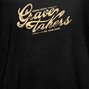 Grave takers - Women's Flowy Tank Top by Bella