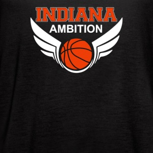 Ambition Basketball Fundraiser - Women's Flowy Tank Top by Bella