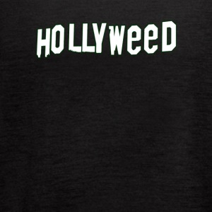 Hollyweed - Women's Flowy Tank Top by Bella