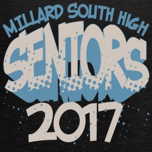 Millard South High 2017 - Women's Flowy Tank Top by Bella
