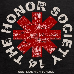 WESTSIDE HONOR SOCIETY WESTSIDE HIGH SCHOOL - Women's Flowy Tank Top by Bella