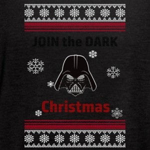 Join The Dark Christmas - Women's Flowy Tank Top by Bella