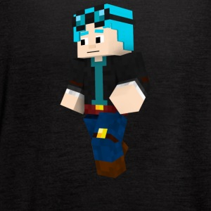 dantdm and the enchanted crystal - Women's Flowy Tank Top by Bella