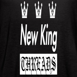 New King's Crowns - Women's Flowy Tank Top by Bella