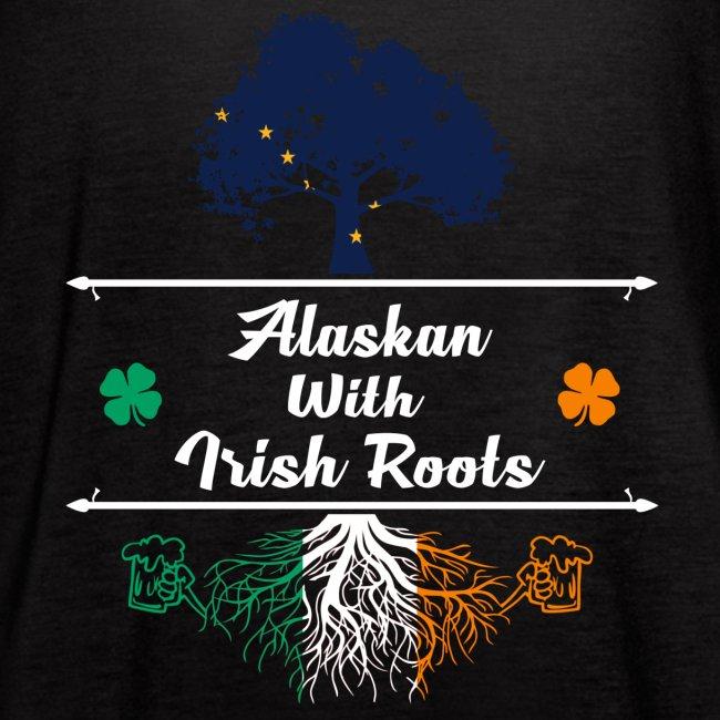 ALASKAN WITH IRISH ROOTS