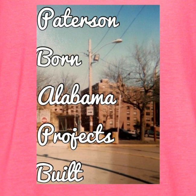 Paterson Born Alabama Projects Built