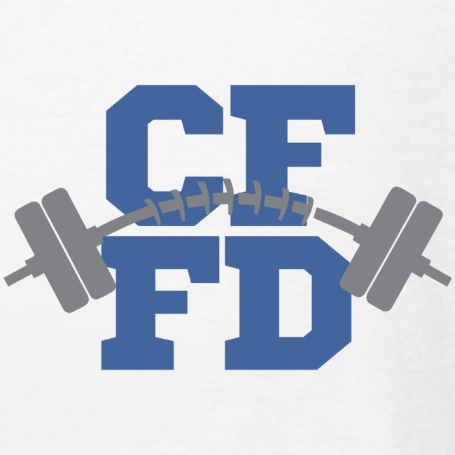 CFFD Barbell Logo