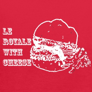 le royale with cheese 2 - Women's Flowy Tank Top by Bella