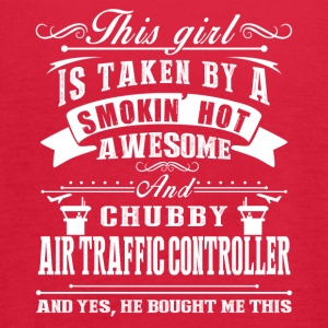 Awesome Air Traffic Controller Shirt - Women's Flowy Tank Top by Bella