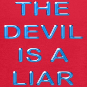 The Devil Is A Liar - Women's Flowy Tank Top by Bella