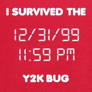 Y2K Bug - Women's Flowy Tank Top by Bella
