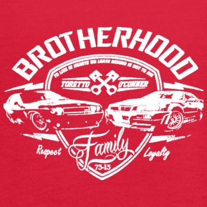 Fast and Furious Brotherhood - Women's Flowy Tank Top by Bella