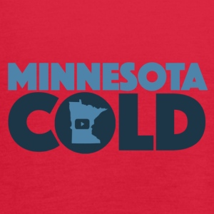 Minnesota Cold Logo - Women's Flowy Tank Top by Bella