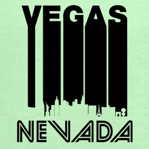 Retro Vegas Skyline - Women's Flowy Tank Top by Bella