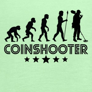 Retro Coinshooter Evolution - Women's Flowy Tank Top by Bella